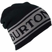 Burton billboard beanie true black - berretto snowboard