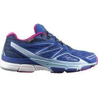 Salomon x-scream 3d goretex w blue/dahlia - scarpa trail running donna