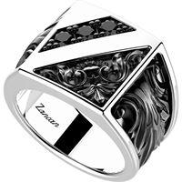 Zancan anello uomo gioielli Zancan gotik; Exa149-24