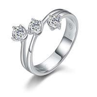 Melitea anello donna gioielli Melitea punti luce; Ma118. 15
