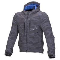 Macna giacca con cappuccio habitat l gray