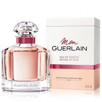 GUERLAIN profumo guerlain mon guerlain bloom of rose eau de toilette spray - profumo donna 30ml