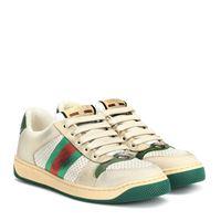Gucci sneakers screener in pelle