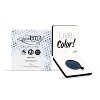 PuroBio cosmetics puro. Bio ombretto in cialda n. 07 -blu