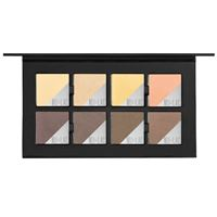 Mulac - palette - palette contouring & highlighting in crema
