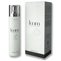 Bioearth linea loom crema ricca viso idratante levigante elasticizzante 50 ml