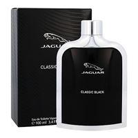 Jaguar classic black eau de toilette 100 ml uomo