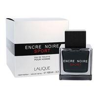Lalique encre noire sport eau de toilette 100 ml uomo
