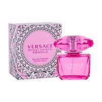 Versace bright crystal absolu eau de parfum 90 ml donna