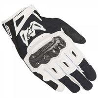Alpinestars - guanti moto Alpinestars smx-2 air carbon v2 nero bianco
