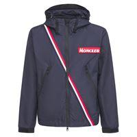 MONCLER giacca trakehner in nylon