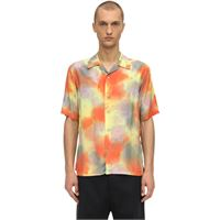 AMBUSH camicia tie dye in rayon