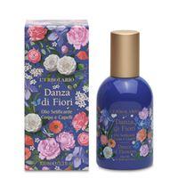 L'Erbolario olio setificante corpo e capelli danza di fiori 100 ml
