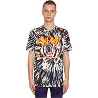 outlet store 48a50 b0edd DSQUARED2 t-shirt in jersey di cotone tie dye