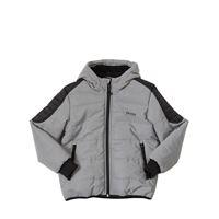 HUGO BOSS giacca imbottita in nylon con cappuccio