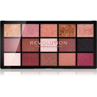 Makeup Revolution reloaded palette di ombretti colore affection 15 x 1,1 g