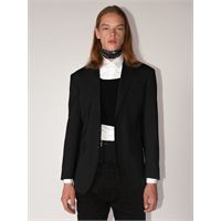 DSQUARED2 giacca lvr exclusive new york in misto lana
