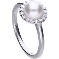 Diamonfire anello donna gioielli Diamonfire pearls 61/1756/1/111/165
