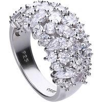 Diamonfire anello donna gioielli Diamonfire brilliant 61/1770/1/082/175