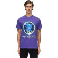 PSYCHWORLD t-shirt deadworld in jersey di cotone