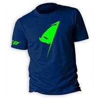 Ufo Plast - t-shirt alien Ufo Plast blu