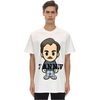 IH NOM UH NIT t-shirt pablo in jersey di cotone