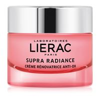Lierac - supra radiance - crème rénovatrice anti-ox 50 ml