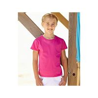 Fruit of the Loom t-shirt bambina valueweight fruit of the loom