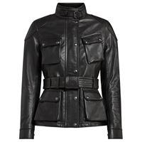 Belstaff tourmaster pro leather 40 black