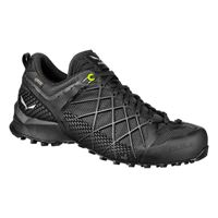 salewa scarpes salewa wildfire goretex eu 44 1/2 black out / silver