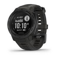 Garmin instinct gps smartwatch outdoor satellitare cardio da polso graphite