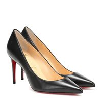 Christian Louboutin pumps kate 80 in pelle spazzolata