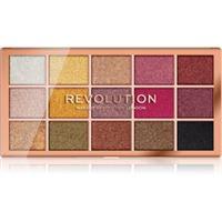 Makeup Revolution foil frenzy palette di ombretti metallici colore creation 15 x 1, 1 g