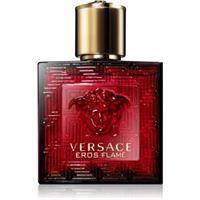Versace eros flame eau de parfum per uomo 50 ml