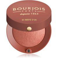 Bourjois blush blush colore 032 ambre d´or 2,5 g