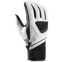 Leki Alpino griffin s 6 white / black