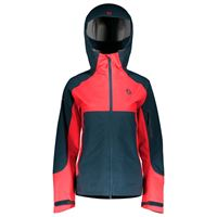 Scott explorair 3l xs nightfall blue / melon red
