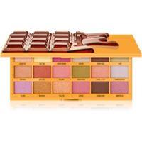 I Heart Revolution chocolate palette di ombretti colore honey 22 g