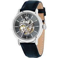 Maserati epoca r8821118006 orologio uomo automatico solo tempo