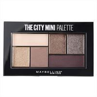 Maybelline city mini palette chill brunch neutrals n. 410