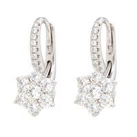 Crivelli orecchini monachina moretta diamanti crivelli