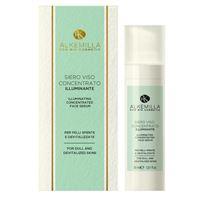 Alkemilla Eco Bio Cosmetics alkemilla siero viso concentrato illuminante per pelli spente e mature