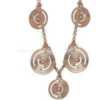 Boccadamo maya xgr405rs gioiello donna collana bronzo pietre