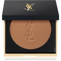 Yves Saint Laurent encre de peau all hours setting powder cipria compatta per un finish opaco colore b70 mocha 8, 5 g