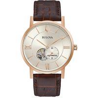 Bulova orologio meccanico uomo Bulova clipper; 97a150