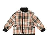 Burberry Kids giacca trapuntata culford