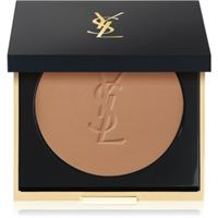 Yves Saint Laurent encre de peau all hours setting powder cipria compatta per un finish opaco colore b60 amber 8, 5 g
