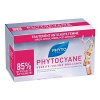 PHYTO (ALES GROUPE ITALIA SpA) phyto phytocyane anticaduta donna 12 fiale