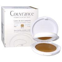 AVENE (Pierre Fabre It. SpA) avene couvrance fondotinta in crema compatta oil free miele