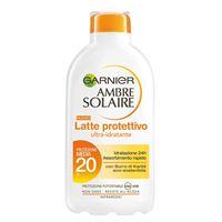Garnier Garnier ambre solaire protezione solare ip 20 latte solare 200ml